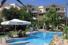 Aparthotel Christos - Řecko, Limenaria,