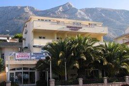Penzion Dany - Chorvatsko, Makarska,