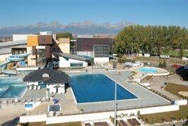 Hotel Aquacity Riverside - Slovensko, Poprad