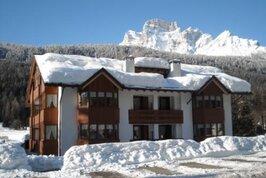 Residence Hermine - Itálie, Cortina d´Ampezzo,