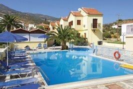 Hotel Stella Aparmtents - Řecko, Votsalakia,