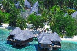 Bandos Island Resort & Spa - Maledivy, Severní Male Atol,