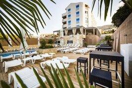Hotel Plaža - Chorvatsko, Pag - město,