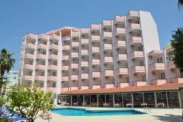 Grand Atilla Hotel - Turecko, Alanya