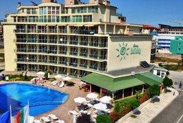 Sunny Holiday Aparthotel - Bulharsko, Slunečné pobřeží,