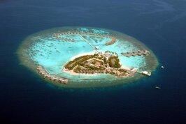 Centara Grand Island Resort & Spa - Maledivy, Ari Atol,