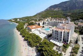 Bluesun Alga Hotel - Chorvatsko, Tučepi,