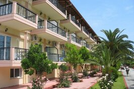 Hotel Sun Beach - Řecko, Nei Pori,