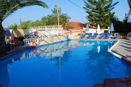 Planos Apart Hotel - Řecko, Planos,
