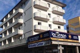 Apartmánový dům Lorenzon - Itálie, Bibione,