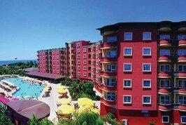 Royal Garden Hotel - Turecko, Konakli,
