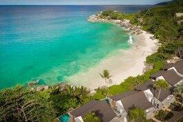 Carana Beach - Seychely, ostrov Mahé,
