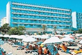 Hotel Mediterranean - Řecko, Rhodos,