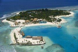 Holiday Inn Resort Kandooma - Maledivy, Jižní Male Atol