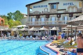 Hotel Mavrikos - Řecko, Planos,