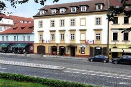 Hotel U Kříže - Česká republika, Praha