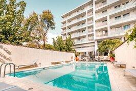 Aquamare Hotel - Řecko, Rhodos,