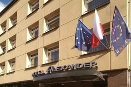 Hotel Alexander - Polsko, Krakow,