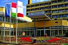Hunguest Hotel Helios - Maďarsko, Hévíz