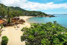 Coral Cliff Beach Resort - Thajsko, Lamai Beach,