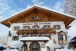 Gasthof Hüttwirt - Rakousko, Kössen,