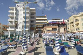Hotel Sun - Albánie, Durrës (město),