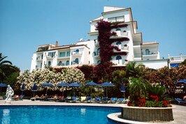 Sant Alphio Garden Hotel & Spa - Itálie, Giardini Naxos