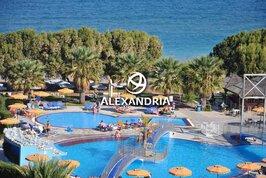 Doreta Beach Resort - Řecko, Theologos,