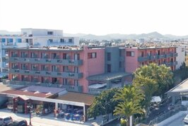 Residence Family & Fun - Řecko, Ialyssos,