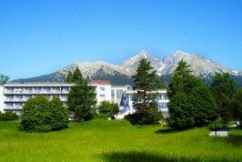 Hotel Morava - Slovensko, Tatranská Lomnica