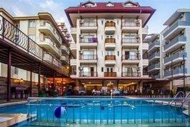 Oba Time Hotel - Turecko, Alanya