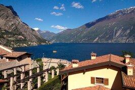 Susy - Itálie, Limone sul Garda,