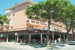 Hotel D'annunzio - Itálie, Lido di Jesolo,