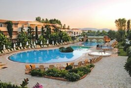 Bitzaro Grande Hotel - Řecko, Kalamaki,