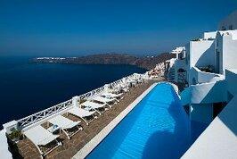 Regina Mare Hotel - Řecko, Thera