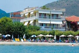 Nidrion Beach - Řecko, Nidri,