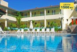 Galatia Apartments - Řecko, Kokkini Hani,