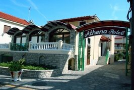 Hotel Athena Beach - Řecko, Kokkari,