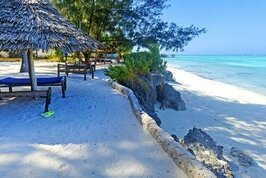 Hotel Tanzanite Beach Resort - Tanzanie, Nungwi
