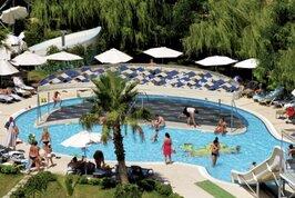 Mukarnas Spa Resort - Turecko, Okurcalar