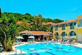 Sunrise Hotel - Řecko, Planos,