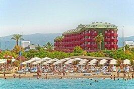 Aydinbey Gold Dreams - Turecko, Avsallar,