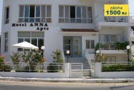 Anna Aparthotel-Arina Sand - Řecko, Kokkini Hani,