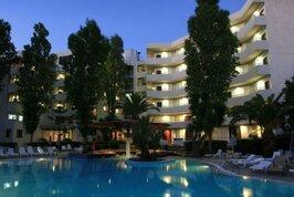 The Residence Hotel - Řecko, Ialyssos,