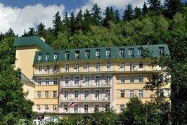 Spa Hotel Vltava - Česká republika, Mariánské Lázně,