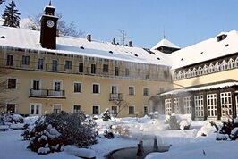 Lázeňský hotel Eliška - Česká republika, Velké Losiny