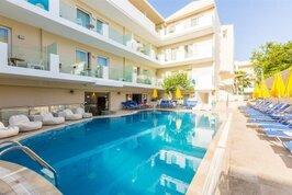 Dimitrios Beach Hotel - Řecko, Rethymno