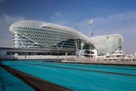 Yas Viceroy Abu Dhabi - Spojené arabské emiráty, Abu Dhabi,