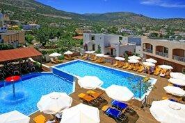 Hotel & Bungalows Katrin - Řecko, Stalis,