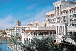 Al Qasr at Madinat Jumeirah - Spojené arabské emiráty, Dubaj,
